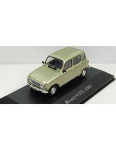 Altaya - MagARGAQV17 - Renault 4 GTL 1985  - Hobby Sector