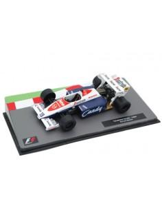 Altaya - magforK017 - Toleman TG184 F1 Ayrton Senna 1984  - Hobby Sector