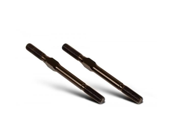 Alu Adj. Turnbuckle 64mm M5 (Left/Right) - Swiss 7075 T6 (2)