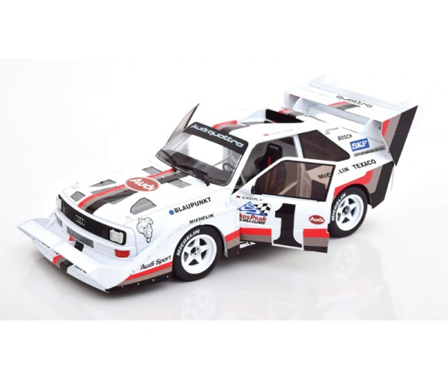 CMR - CMR205 - Audi Sport quattro S1 E2 Walter Röhrl Winner Pikes Peak 1987  - Hobby Sector