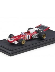 GP Replicas - GP43-11A - Ferrari 312 B2 Jacky Ickx 1972  - Hobby Sector