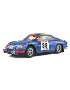 Solido - S1804202 - Alpine A110 1600S Jean-Pierre Nicolas - Jean Todt Winner Rallye Portugal 1971  - Hobby Sector