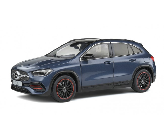 Solido - S1805203 - Mercedes-Benz GLA H247 AMG Line 2019  - Hobby Sector