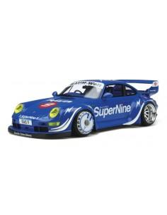 GT SPIRIT - GT316 - Porsche 911 (993) RWB Hong Kong SuperNine 2019  - Hobby Sector