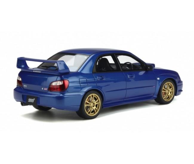 OTTO - OT369 - Subaru Impreza WRX STI 2008  - Hobby Sector