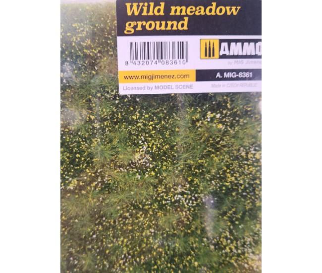 MIG - A.MIG-8361 - WILD MEADOW GROUND  - Hobby Sector