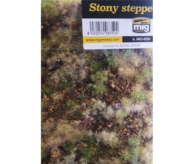 MIG - A.MIG-8350 - STONY STEPPE  - Hobby Sector