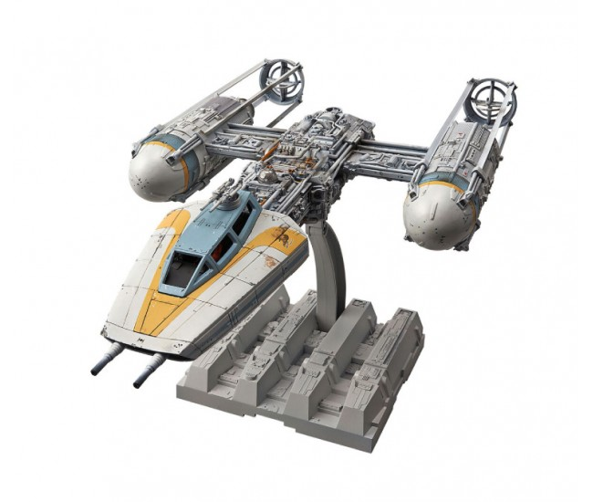 Bandai - 0196694 - Y-Wing Starfighter  - Hobby Sector