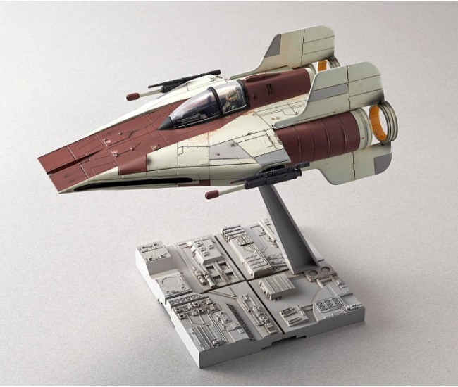 Bandai - 0206320 - A-WING STARFIGHTER  - Hobby Sector