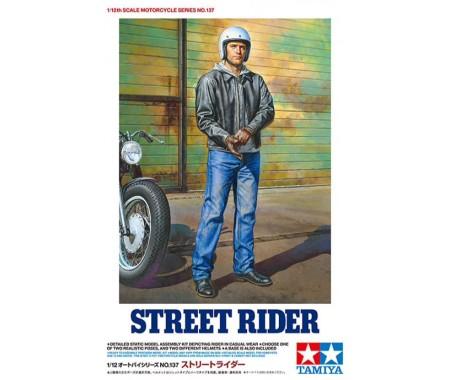 Tamiya - 14137 - STREET RIDER  - Hobby Sector
