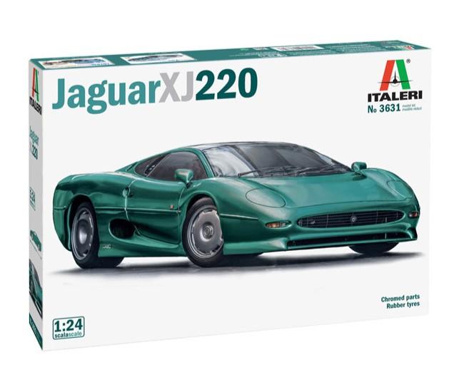 Italeri - 3631 - JAGUAR XJ220  - Hobby Sector