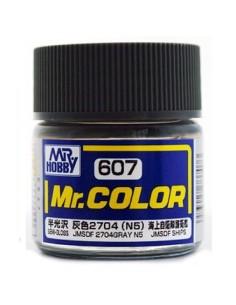 MrHobby (Gunze) - C607 - C607 JMSDF 2704 GRAY - 10ML LACQUER PAINT  - Hobby Sector