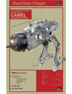Tamiya - 64122 - MASCHINEN KRIEGER - CAMEL OPERATION DYNAMO  - Hobby Sector