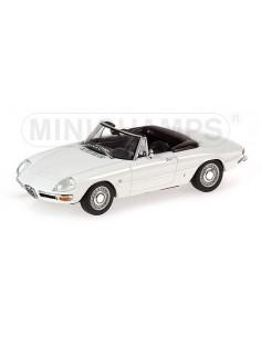 ALFA ROMEO SPIDER 1750 VELOCE - 1968 - WHITE