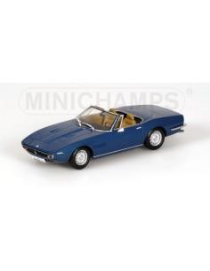 MASERATI GHIBLI SPYDER - 1969 - BLUE METALLIC