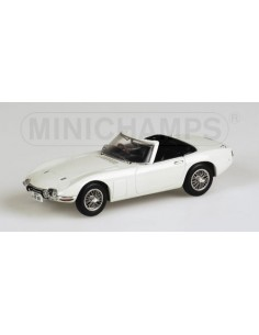 TOYOTA 2000 GT - 2000 -JAMES BOND - ´YOU ONLY LIVE TWICE´