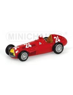 ALFA ROMEO ALFETTA 159 - JUAN MANUEL FANGIO - WINNER - FIA F1 WORLD CHAMPIONSHIP 1951