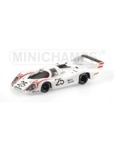 PORSCHE 917L - ELFORD/AHRENS JR. - TEAM PORSCHE SALZBURG - 24H LE MANS 1970