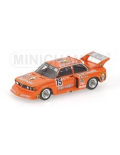 Minichamps - 400772315 - BMW 320I GR.5 - ´JÄGERMEISTER´ - HANS-JOACHIM STUCK - TEAM FALTZ ALPINA - DRM 1977  - Hobby Sector