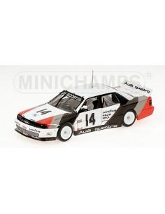 Minichamps - 400881314 - AUDI 200 QUATTRO - HANS-JOACHIM STUCK - WINNER TRANS-AM WEEKEND CLEVELAND - 1988  - Hobby Sector