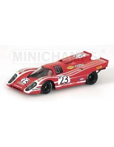 PORSCHE 917K - HERRMANN/ATTWOOD - WINNERS - TEAM PORSCHE SALZBURG - 24H LE MANS 1970