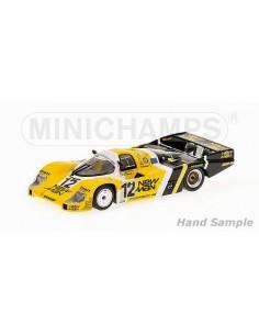 Minichamps - 430836512 - PORSCHE 956 - ´NEWMAN´ - JOEST RACING - MERL/DE NARVAEZ/SCHICKENTANZ - 24H LE MANS 1983  - Hobby Sector