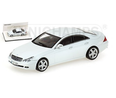 Minichamps mercedes benz cls class c219 2005 linea for Collection master cls