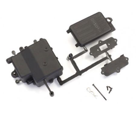 Inferno MP9 TKI3 Rear Receiver Box Set