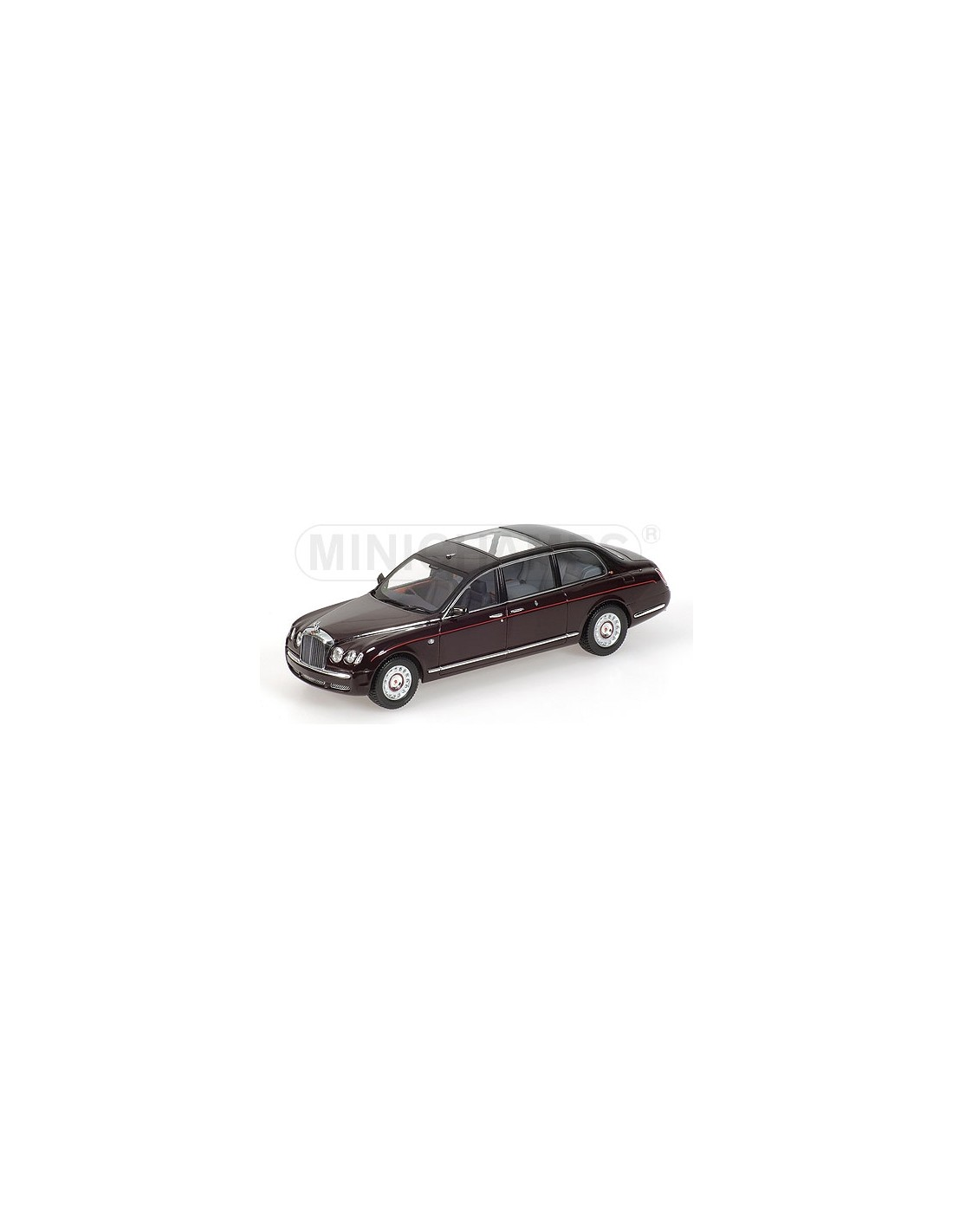 MINICHAMPS BENTLEY STATE LIMOUSINE