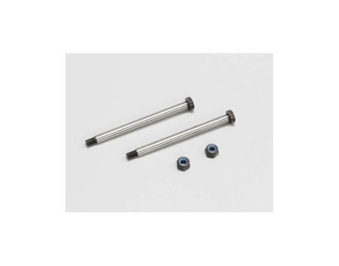 Hard Rear Lower Sus. Screw 3.5X49mm (Steel) (2)