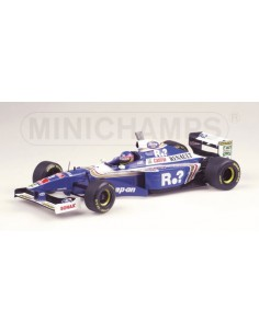 WILLIAMS FW 19 J.VILLEN. WORLDCH 97