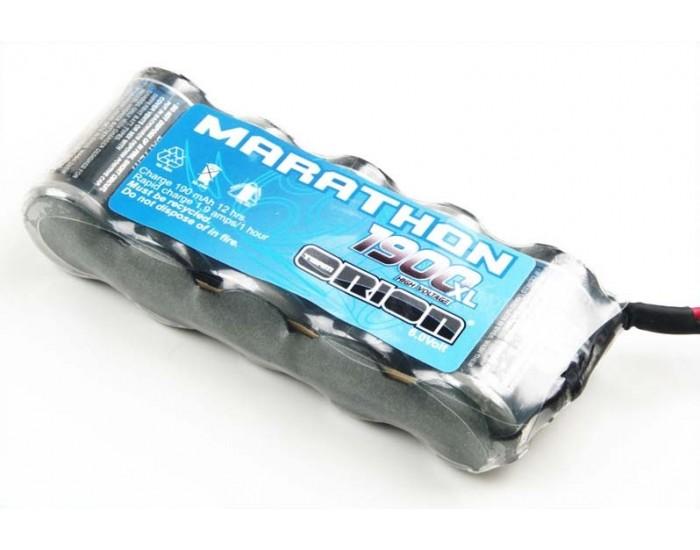 6.0V 1900 mAh NiMH Marathon XL Standard (Bec)