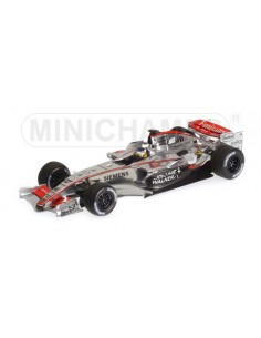 MCLAREN MERC MP4/21 DLR 2ND HUNG´06
