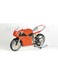 DUCATI 996 SB 2001 RED UNDECORATED