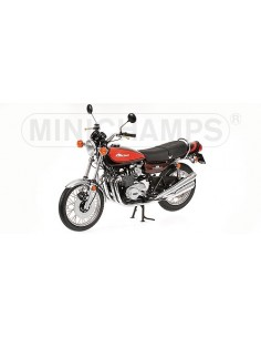 KAWASAKI Z2 750 RS ´SUPER 4´ - 1973 - BROWN/ORANGE