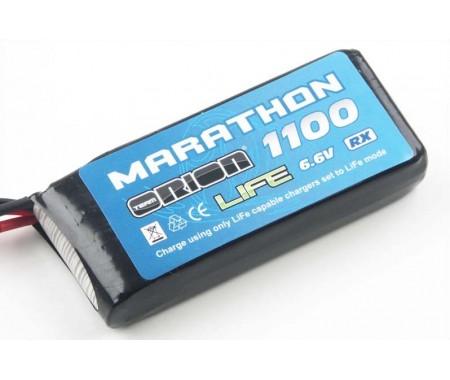 Orion Battery Rx Marathon Life 1100 - 6.6V 30C (Bec)