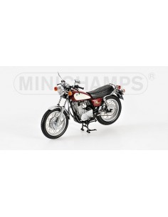 YAMAHA SR 500 - 1988 - RED/WHITE
