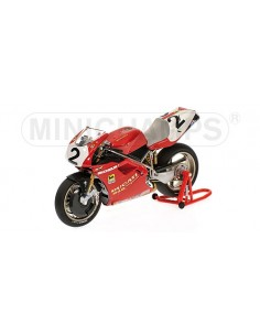 DUCATI 916 - CARL FOGARTY - TEAM DUCATI CORSE VIRGINIO FERRARI - WORLD CHAMPION WSB 1994