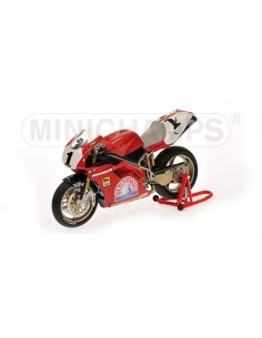 DUCATI 916 - CARL FOGARTY - TEAM DUCATI CORSE VIRGINIO FERRARI - WORLD CHAMPION WSB 1995