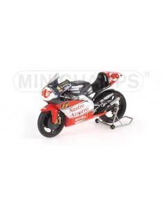 APRILIA 250 CCM - VALENTINO ROSSI - TEAM NASTRO AZZURO - 1ST GP WIN - GP 250 1998