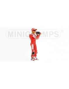FIGURINE - PODIUM - CASEY STONER - WORLD CHAMPION MOTOGP 2007