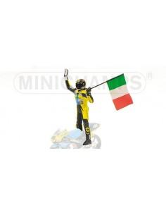FIGURINE RIDING - VALENTINO ROSSI - GP 125 - 1996