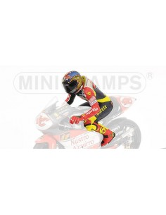FIGURINE - RIDING - VALENTINO ROSSI - GP 250 IMOLA 1998
