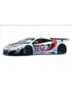 McLaren MP4-12C GT3 Nr. 23, Macau GP 2012 - United Autosports / Gulf
