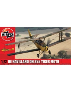 Airfix - De Havilland DH.82a Tiger Moth