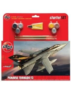 Airfix - Panavia Tornado F3 Starter Set