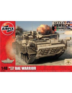 Airfix - BAE Warrior