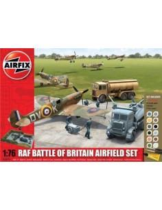 Airfix - RAF Battle of Britain Airfield Gift Set
