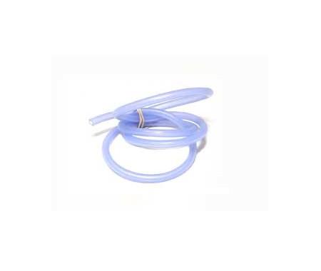 Fast Race - Tubo de Silicone 1m (Azul Transparente)