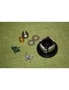 Effortless Racing Clutch Kit 34mm - Steel (Ascendancy Racing)